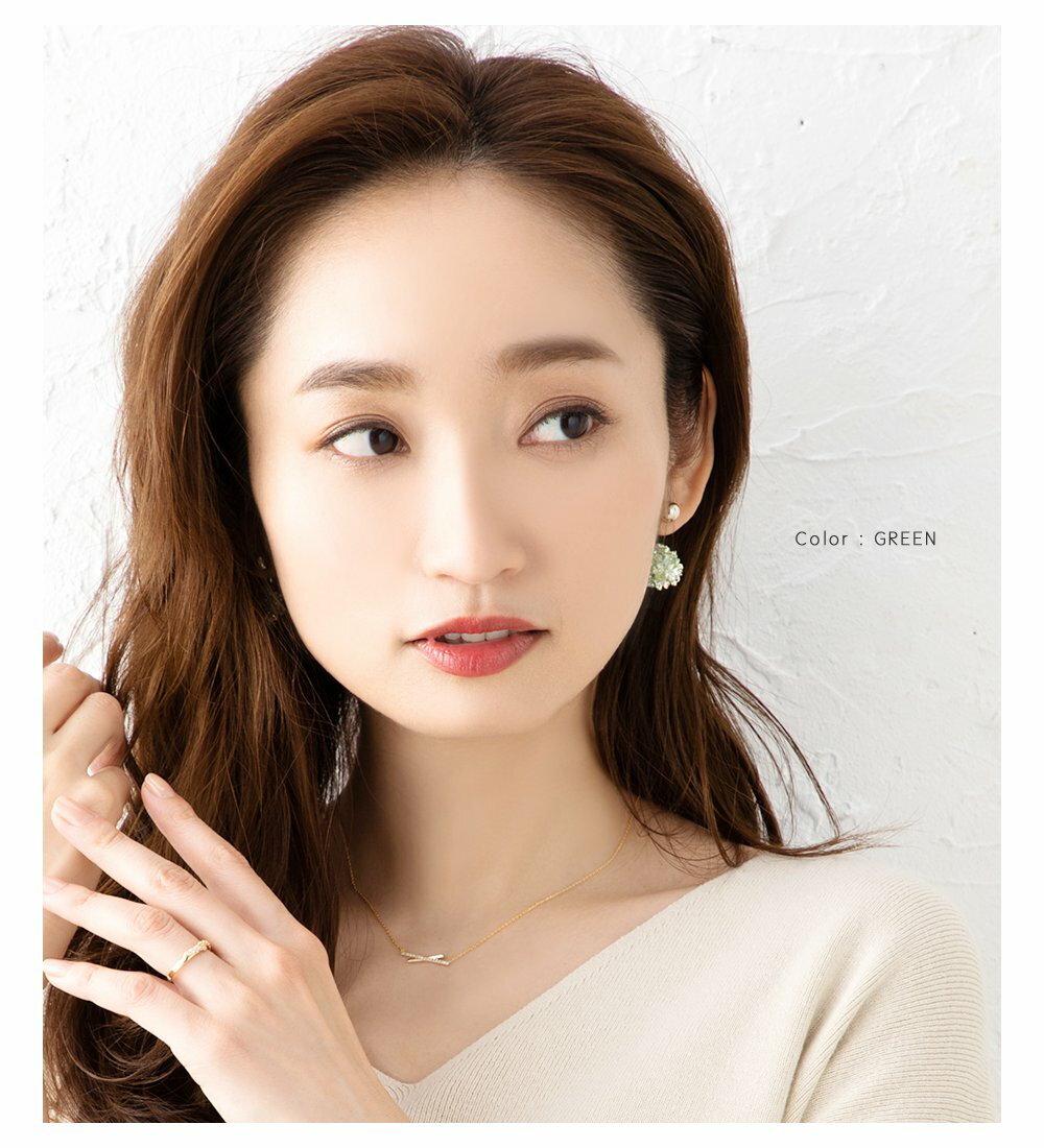 日本CREAM DOT  /  小清新鋯石耳環  /  d00086  /  日本必買 日本樂天直送(1690) 6