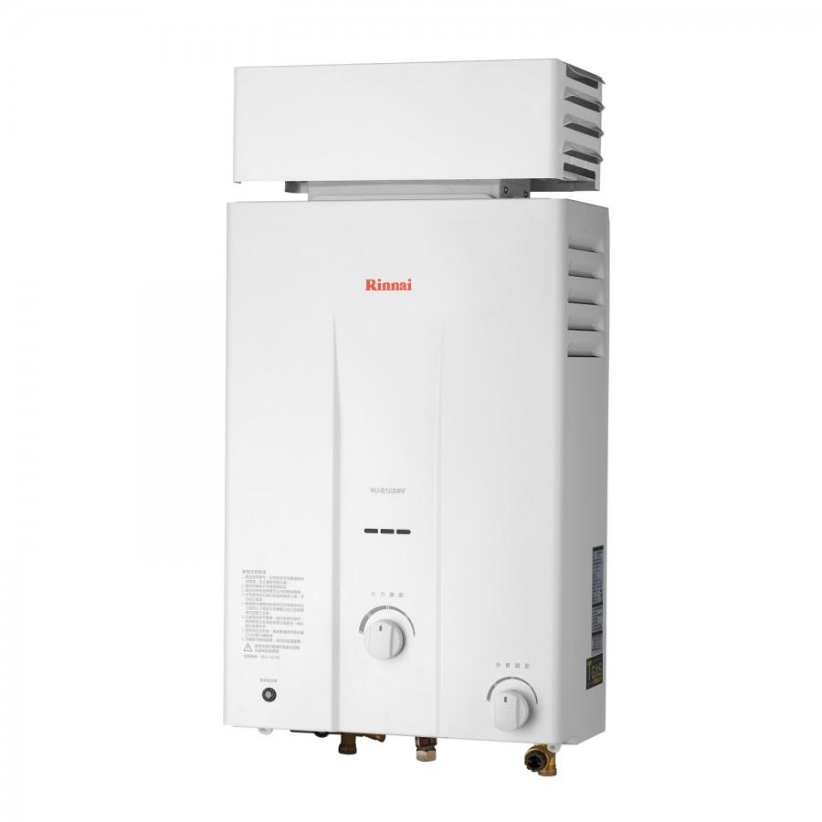 (林內)屋外抗風型熱水器-RU-B1220RF
