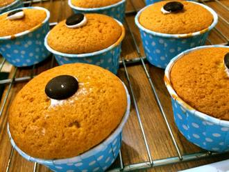 天然手工杯子蛋糕 奶油夾心蛋糕