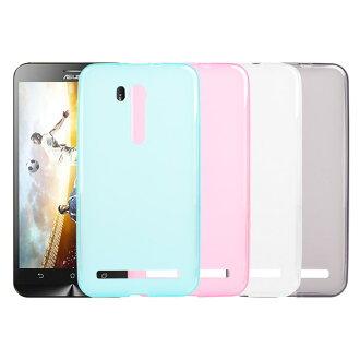 Ultimate- ASUS Zenfone Go TV 輕量氣質霧面軟質手機果凍保護套 手機背蓋 手機殼 手機保護軟殼