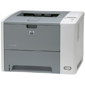 HP LaserJet P3000 P3005 Laser Printer - Monochrome - 1200 x 1200 dpi Print - Plain Paper Print - Desktop - 35 ppm Mono Print - Letter, Legal, Executive, Custom Size - 200 sheets Standard Input Capacity - 100000 Duty Cycle - Manual Duplex Print - USB 3