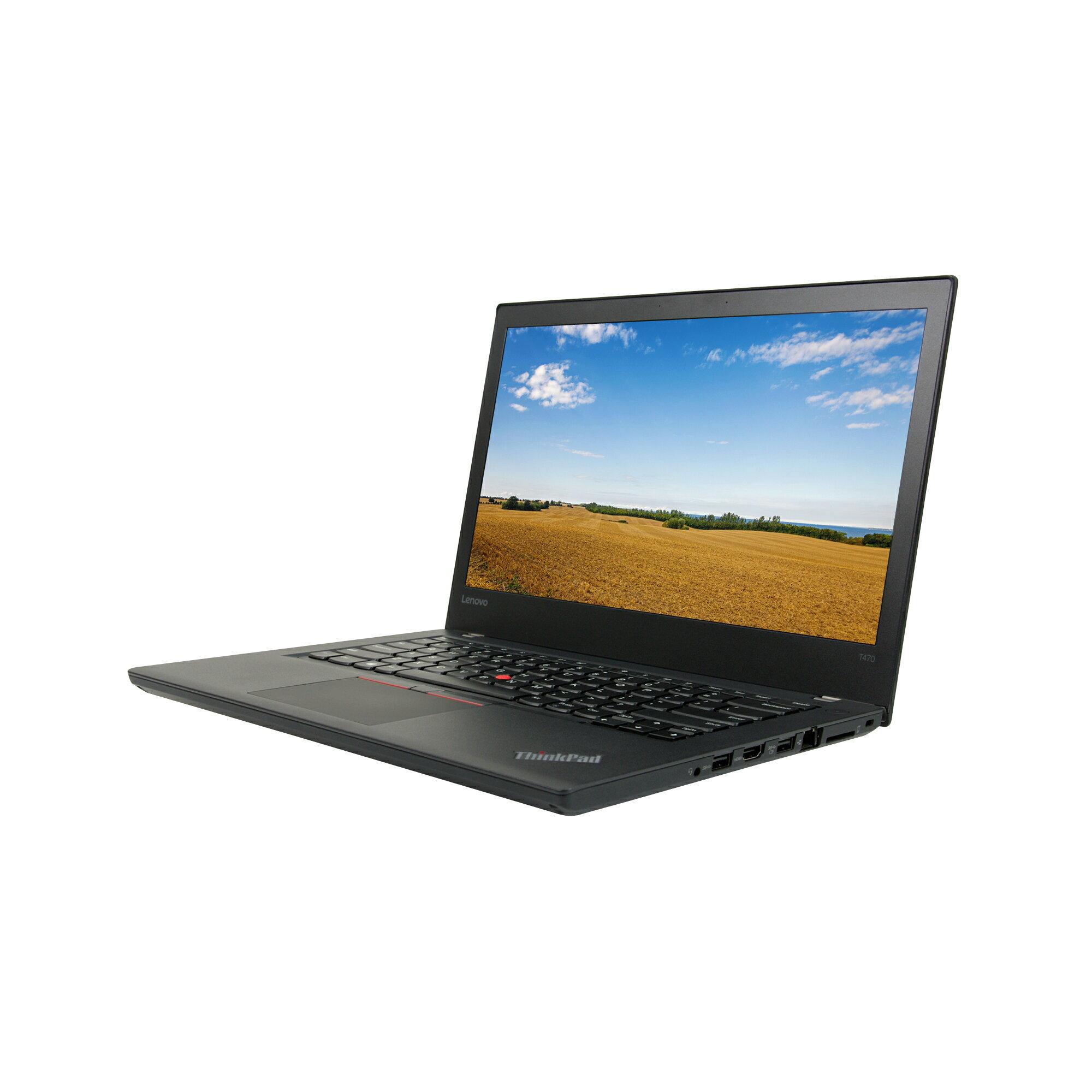 (B GRADE) Lenovo ThinkPad T470 Intel Core i5-6300U 2 4GHz, 16GB RAM, 480GB  SSD, 14 in, Win 10 Pro (64-bit)