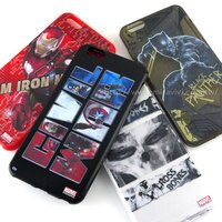 Marvel 手機殼與吊飾推薦到【MARVEL】iPhone 6 Plus/6s Plus 《美國隊長3:英雄內戰》透明保護軟套就在Miravivi推薦Marvel 手機殼與吊飾