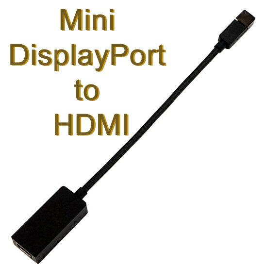 【原廠視訊轉換器】Lenovo 聯想 ThinkPad X1 /Dell戴爾 XPS 14 Mini DisplayPort 對 HDMI 影音視訊轉換器/訊號轉接器