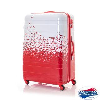 【加賀皮件】 American Tourister美國旅行者 2016限量版 FLY AWAY 飛鳥印花 29吋 登機箱 旅行箱 31T