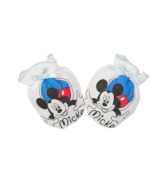 ViViBaby - Disney迪士尼米奇超柔紗布手套 1
