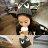 毛帽 可愛眼睛刺繡牛角耳朵針織帽【QI1318】 BOBI  11/03 0