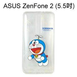 哆啦A夢透明軟殼 [竹蜻蜓] ASUS ZenFone 2 ZE550ML ZE551ML Z00AD Z008D 小叮噹【正版授權】