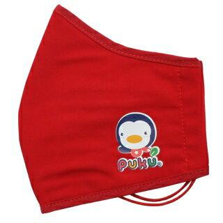 『121婦嬰用品館』PUKU 卡哇伊口罩L -紅 0