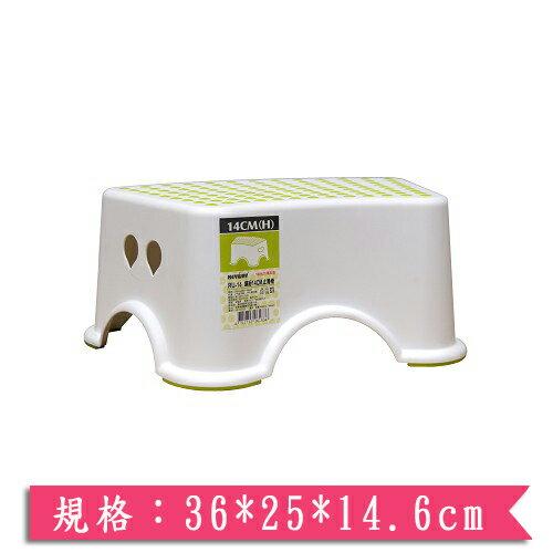 KEYWAY 繽紛止滑椅RU~14 14cm ~愛買~
