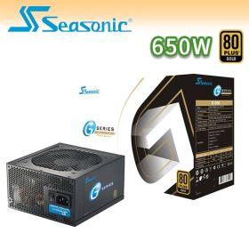 【迪特軍3C】SSR-650RM 海韻 Seasonic G-650W 80Plus 電源供應器80 PLUSR 金牌認證 5年保