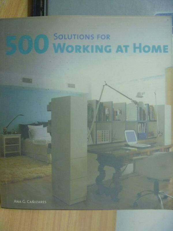 【書寶二手書T7/建築_YHL】Solutions for 500 working at home
