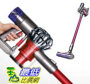 [玉山網] 現貨 Dyson V6 Absolute 吸塵器SV07加強版主吸頭 HEPA濾網 不含Fluffy 共4吸頭