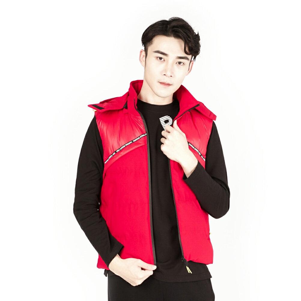 【FANTINO】背心(男)-紅 946309 0