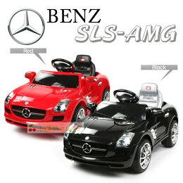 賓士BENZ--SLS AMG原廠授權 兒童電動車 遙控電動車