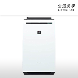 嘉頓國際 日本進口 SHARP【KC-HD70】空氣清淨機 16坪 PM2.5 銀離子 負離子 除濕機 加濕 三合一 脫臭 HEPA