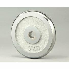 【Fitek 健身網】5公斤槓片☆5公斤電鍍槓片☆5KG電鍍槓片☆訓練二頭肌、胸肌、臥推、重訓適用