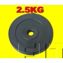 ~Fitek 健身網~~2.5KG槓片啞鈴~2.5公斤水泥槓片~重量訓練初學入門  訓練二