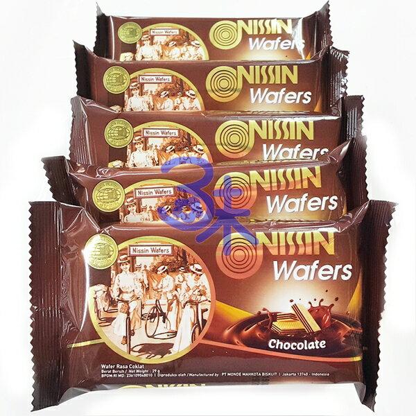 ^(印尼^) NISSIN 日清威化餅~巧克力味 1包 600 公克  106元 ~888