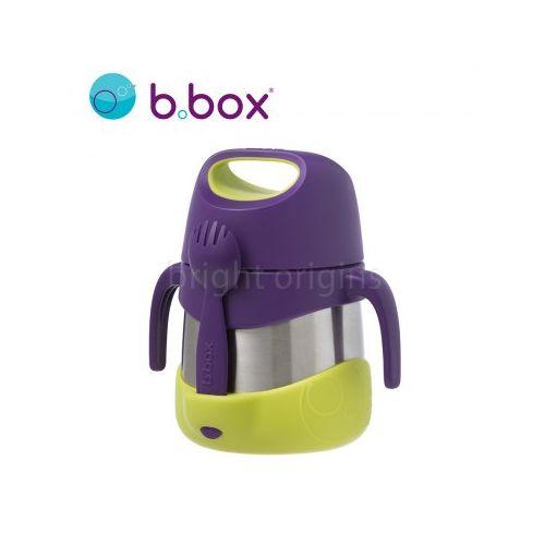 澳洲 b.box 不鏽鋼燜燒罐335ml(葡萄紫)★愛兒麗婦幼用品★