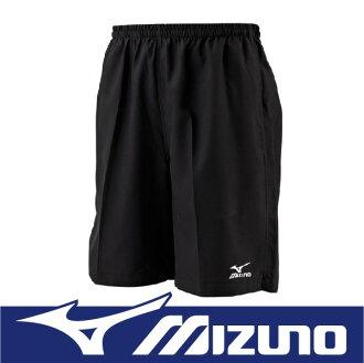 【特價7折!】萬特戶外運動 MIZUNO美津濃 J2TB4A5509 男路跑短褲 舒適 口袋設計 黑色