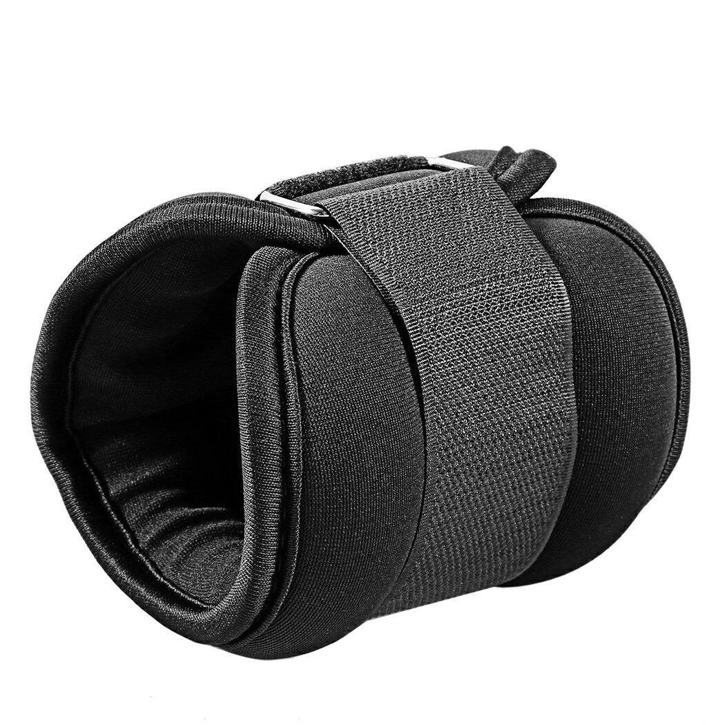 Workout Comfort Fit Ankle Wrist Cuff Wrap Walking Weight Sandbags Set 5
