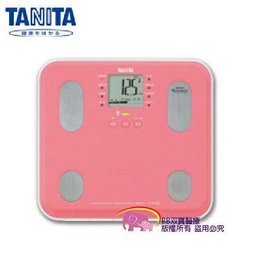 【 贈好禮】塔尼達 體組成計 TANITA體脂計 (粉色)BC-565