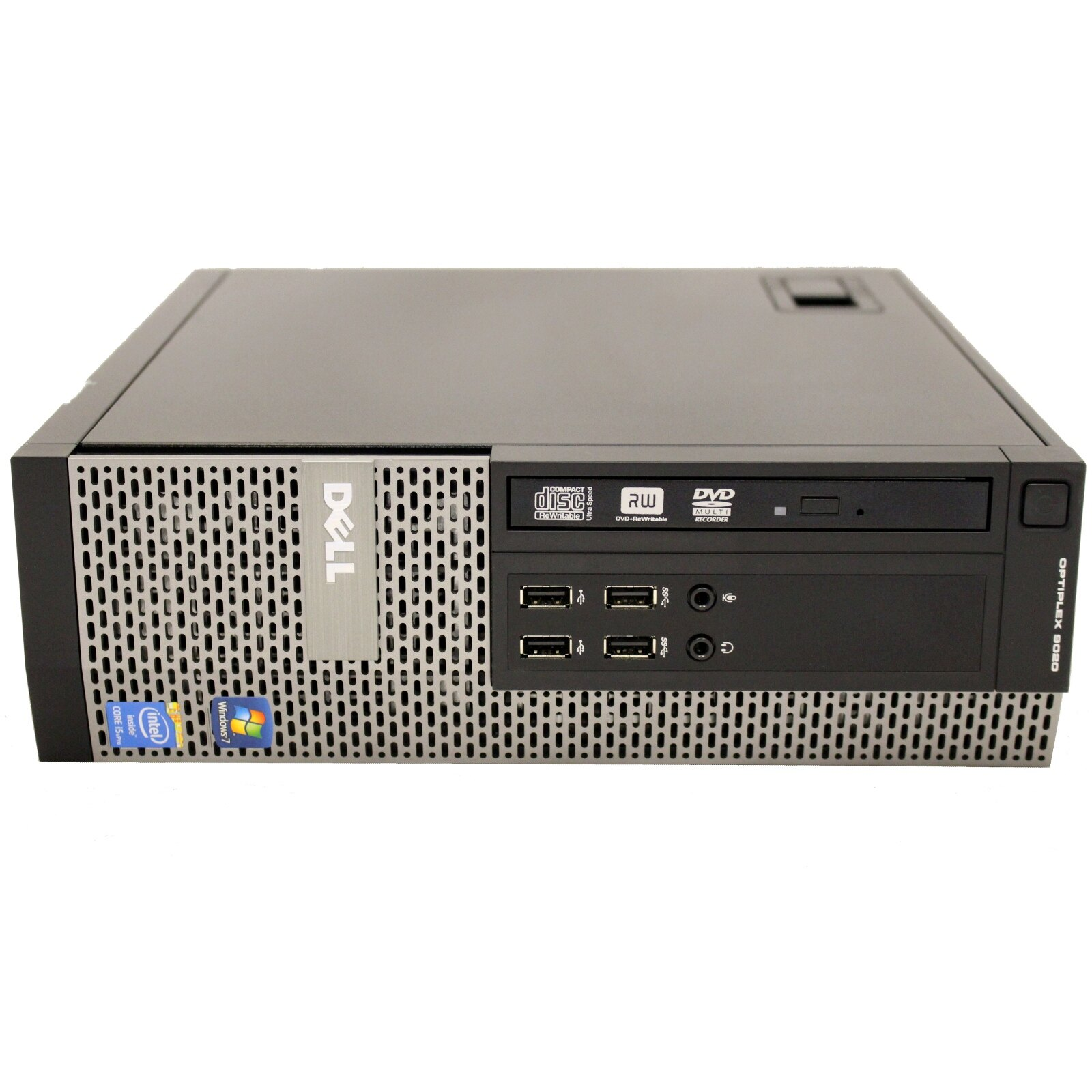 Dell OptiPlex 9020 SFF Desktop Intel 4th Gen  Quad Core i7-4770 3 40GHz  32GB DDR3 500GB HD DVD-RW Windows 10 Pro