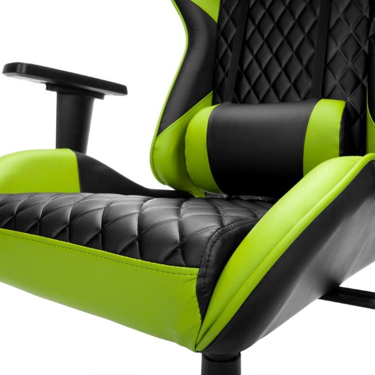 RESPAWN Racing Style Gaming Chair - Reclining Ergonomic Leather Chair, Office or Gaming Chair (RSP-100) 3