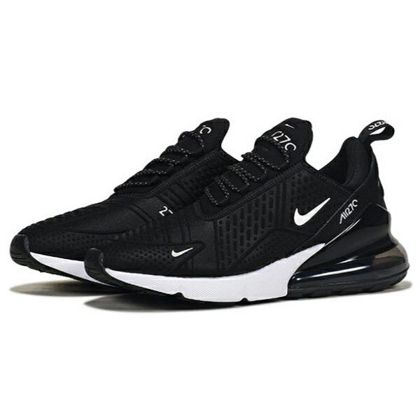 【NIKE】AIR MAX 270 SE 休閒鞋 運動鞋 男鞋 黑色 -AQ9164001