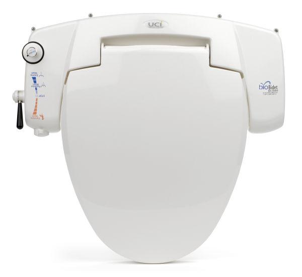 Cool Bio Bidet Premium Bb I3000 Non Electric Bidet Toilet Seat In Elongated White Ibusinesslaw Wood Chair Design Ideas Ibusinesslaworg