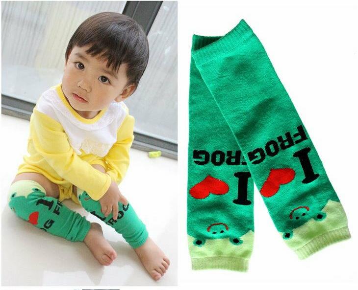 我愛青蛙保暖襪套【A025】