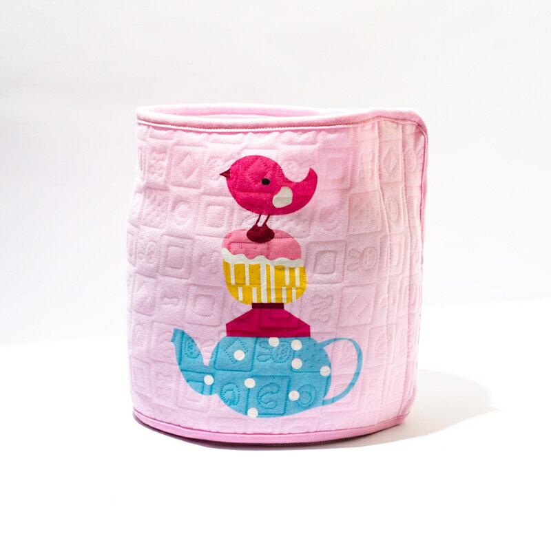 童裝 現貨 LBB空氣棉保暖肚圍,粉色【x04-3】