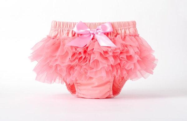 童裝現貨LBB蝴蝶結蕾絲小內褲~粉色【30901-3】