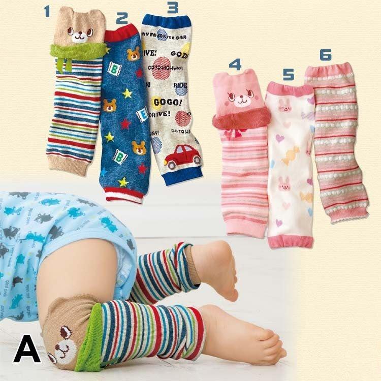 ☆傑媽童裝☆熊熊小兔6色襪套可挑款【A31】