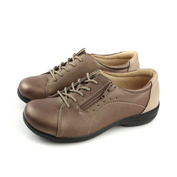 MoonstarEve保健鞋休閒鞋可可色女鞋EV23603no123