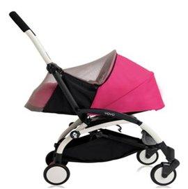 *babygo*法國BABYZEN YOYO-2代嬰兒手推車專用蚊帳【0M】