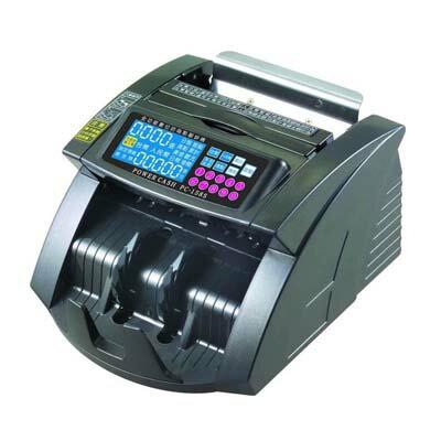 POWER CASH PC-158S(六國幣別)頂級商務型防偽點驗鈔機 - 限時優惠好康折扣