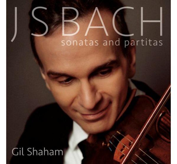 【停看聽音響唱片】【CD】夏漢:巴哈無伴奏小提琴奏鳴曲與組曲全集 (2CD)
