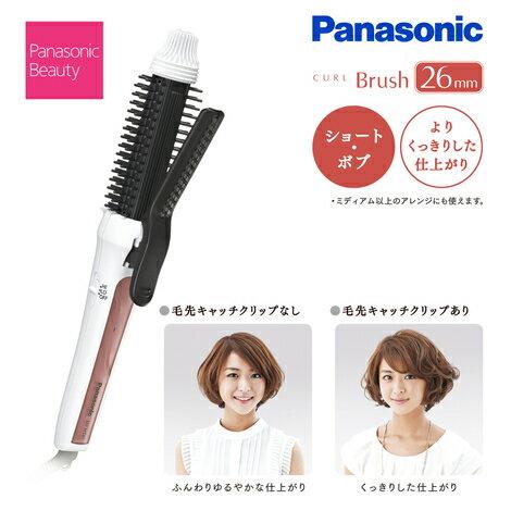 【菲比朵朵】日本代購 Panasonic 2016年最新款 電棒捲髮器 EH-HT41 26mm / EH-HT42 32mm