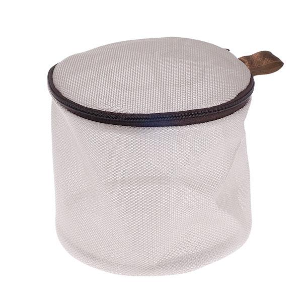 【九元生活百貨】咖啡雙層內衣袋 洗衣袋 內衣洗衣袋