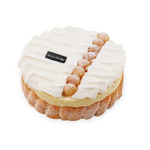【糖村SUGAR & SPICE】夏威夷果仁慕斯 (6吋) ❤母親節蛋糕