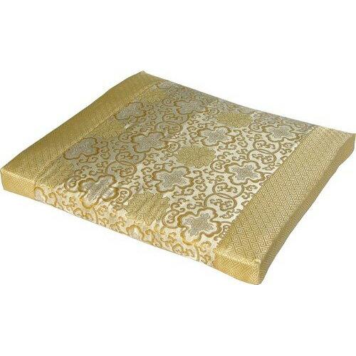 凱堡傢俬生活館:【凱堡】中國風采綢緞坐靠墊-一入J08027