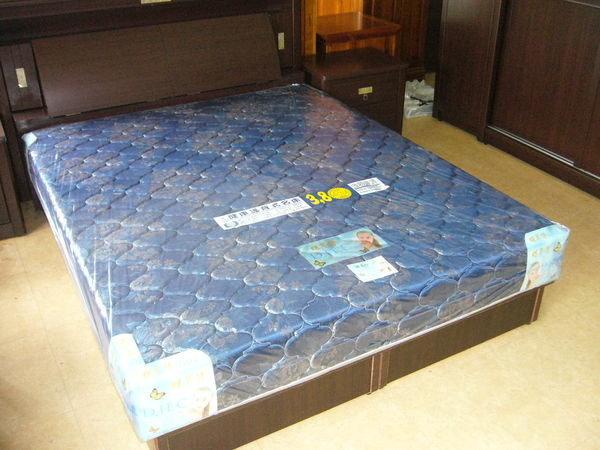 【石川家居】MA-23 緹花3.5尺硬式冬夏兩用彈簧床