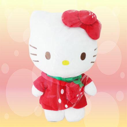 敵富朗超巿:[敵富朗超市]HELLOKITTY草莓系列學習娃娃