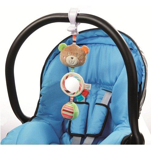 babyFEHN 芬恩 - 奧斯卡小熊吊掛式布偶玩具 2