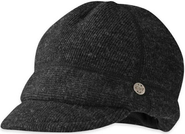 Outdoor Research 登山保暖帽/毛帽 Flurry Cap OR 243640 0001黑