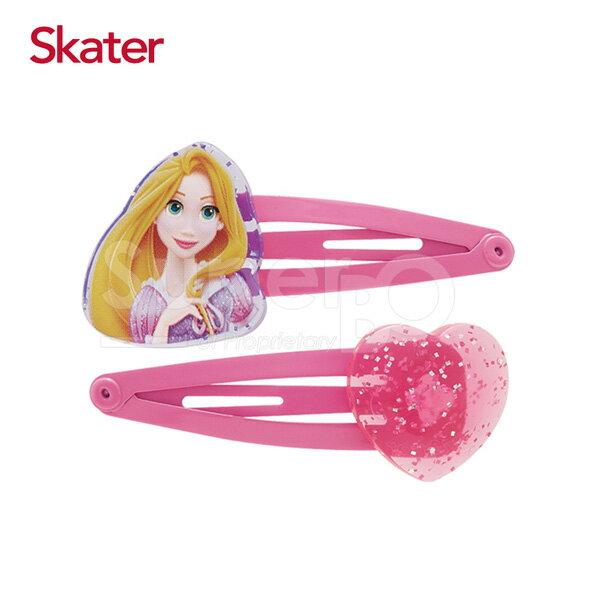 Skater造型髮夾-長髮公主【悅兒園婦幼生活館】