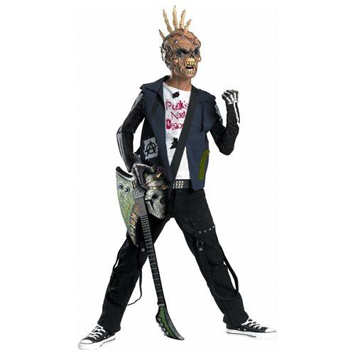 Punk Creep Child Halloween Costume 0