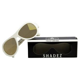 瑞士【SHADEZ】兒童太陽眼鏡經典款-純淨白(0-7歲) - 限時優惠好康折扣